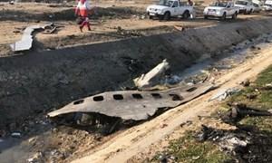 [Infographics] Máy bay của Ukraine rơi tại Iran: Không ai sống sót