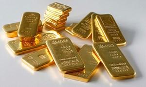 Giá vàng tiếp tục giảm sau động thái hạ nhiệt giữa Mỹ và Iran