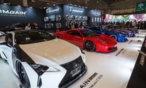 [Video] Hàng trăm mẫu xe độc đáo được ra mắt Tokyo Auto Salon 2020