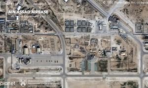 [Video] Liên quân do Mỹ dẫn đầu mời báo chí thăm căn cứ trúng tên lửa ở Iraq