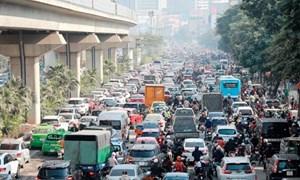 [Video] Nguyên nhân nào làm gia tăng áp lực giao thông cuối năm?
