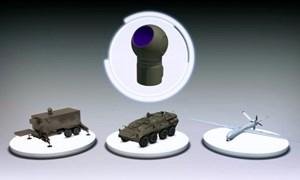 [Video] Vũ khí laser giúp Israel đối phó rocket