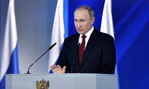 [Infographics] Nội dung chính Thông điệp Liên bang của Tổng thống Nga