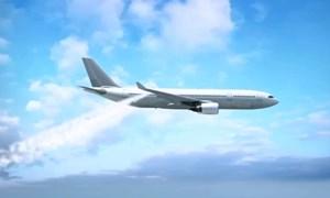 [Video] Sự cố khiến máy bay Mỹ xả nhiên liệu xuống trường học
