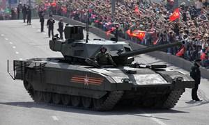[Ảnh] Vì sao xe tăng T-14 Armata liên tiếp trễ hẹn với Quân đội Nga?