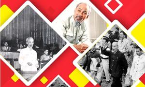 [Infographics] Xây dựng Đảng trong sạch, vững mạnh theo tư tưởng Hồ Chí Minh