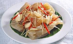 [Video] Cách chế biến món gân bò chua ngọt ngày Tết vạn người mê