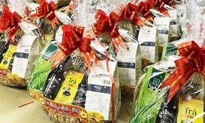 Người Việt sẵn sàng chi nửa triệu đồng cho một giỏ quà Tết