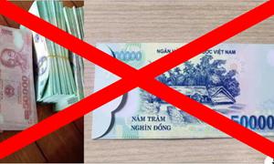 TP. Hồ Chí Minh yêu cầu xử lý người bán bao lì xì in hình tiền Việt Nam
