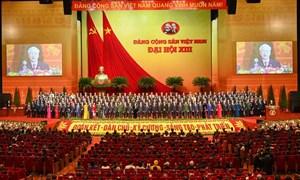 [Infographics] Đại hội đại biểu toàn quốc lần thứ XIII của Đảng thành công rất tốt đẹp