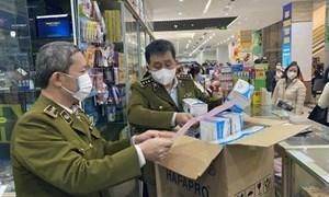 [Video] Nhiều nhà thuốc bị phạt vì nâng giá khẩu trang