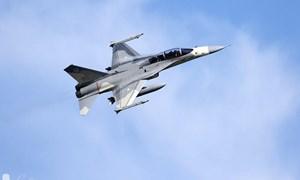 [Infographics] F-CK-1 Đài Loan xuất kích cường độ cao, sẵn sàng chiến đấu