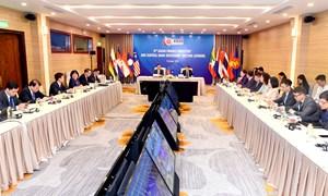 Thúc đẩy hợp tác tài chính ASEAN +3