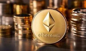 [Video] Nóng: Giá tiền điện tử ethereum tăng cao kỷ lục