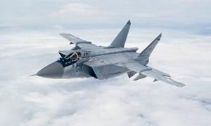 [Video] Tiếp nhiên liệu trên không của máy bay tiêm kích MiG-31BM