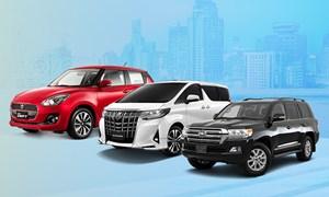 [Infographics] 10 ôtô