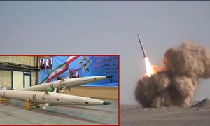 [Video] Iran tiết lộ tên lửa đạn đạo công nghệ mới: nhẹ hơn, bay xa hơn