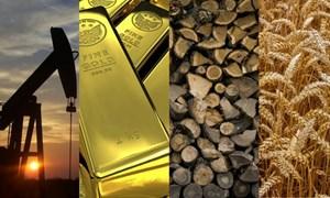Thị trường ngày 28/02: Giá dầu tăng vọt gần 3%, vàng xuống thấp nhất gần 2 tuần