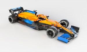 [Ảnh] McLaren chính thức ra mắt mẫu xe mới cho mùa giải F1 2020