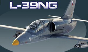 [Infographics] L-39NG - Cường kích mặt đất hiện đại ẩn mình trong huấn luyện cơ