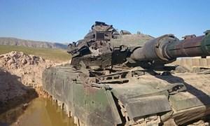 [Infographics] Trước khi bị bắn tan xác, M60T Thổ Nhĩ Kỳ còn bị