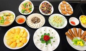[Video] Thực phẩm chay tiêu thụ tăng mạnh ngày rằm tháng Giêng