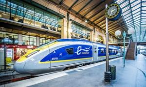 [Infographics] Đường tàu không biên giới ở châu Âu