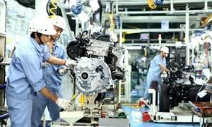 [Infographics] Hoạt động sản xuất công nghiệp giảm trong tháng 2/2021