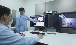 [Video] Chẩn đoán nCoV từ xa bằng công nghệ 5G