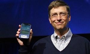 [Video] Các tỉ phú thế giới sử dụng điện thoại di động của hãng nào?