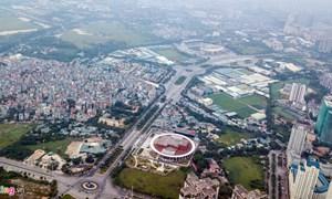 Hà Nội xin lại gần 13 ha đất tại Mỹ Đình về xây trường đua F1