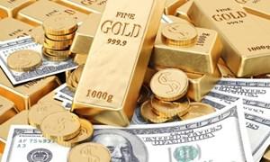 Vàng miếng rẻ nhất gần 6 tuần, USD tăng mạnh