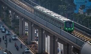 Trợ giá vé tàu đường sắt Cát Linh - Hà Đông