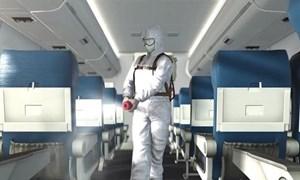 [Video] Hãng hàng không khử trùng máy bay như thế nào?