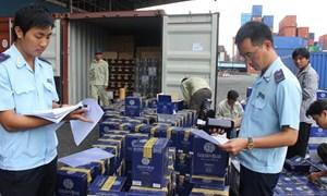 Trong tháng 2/2019: Thu nộp NSNN 384.689 triệu đồng từ hoạt động chống buôn lậu