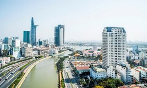 Bất động sản TP. Hồ Chí Minh kỳ vọng từ việc đẩy nhanh các dự án hạ tầng giao thông