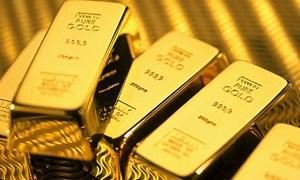 Giá vàng thế giới kết thúc đà giảm