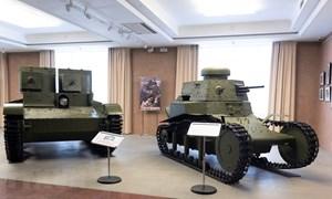 [Ảnh] Nga: Bảo tàng vũ khí, thiết bị quân sự độc đáo ở Yekaterinburg