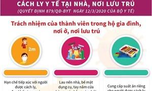 [Infographics] Những điều cần biết về việc cách ly vì dịch COVID-19