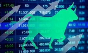 Cổ phiếu ngân hàng khởi sắc, VN-Index vượt mốc 1.010 điểm