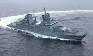 [Ảnh] Nga giật mình khi Hải quân Đức nhận thêm chiến hạm