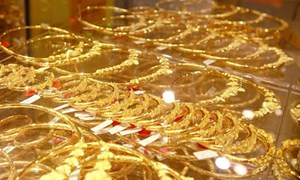 Giá vàng bật tăng trở lại diễn biến khó lường