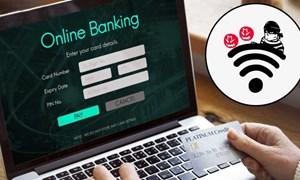 Lĩnh vực tài chính - bảo hiểm xếp thứ 2 trong nhóm ngành là mục tiêu tấn công của tin tặc