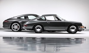 [Video] Mẫu xe huyền thoại Porsche 911 thay đổi thế nào trong suốt 50 năm