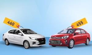 [Video] Attrage và Soluto - lựa chọn nào sedan giá rẻ