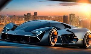 [Video] Siêu xe Lamborghini sẽ có khả năng tự sửa chữa
