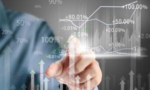 """Nhóm ngân hàng """"rục rịch"""" bứt phá, sắc xanh trở lại với Vn-Index"""