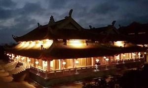 [Video] Cảnh giác với tội phạm trộm cắp tài sản tại đình, chùa