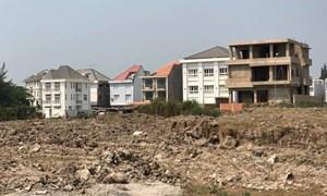 Kiến nghị xử lý nhanh hơn 100 dự án bất động sản bị thanh tra