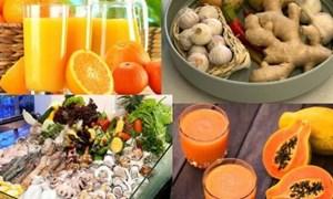 [Video] Chế độ dinh dưỡng giúp nâng cao sức khỏe trong mùa dịch